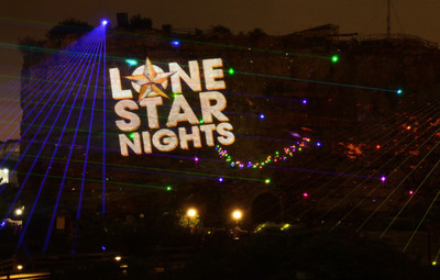 The All-New Lone Star Nights Laser and Fireworks Celebration Set to Illuminate the Quarry Walls at Six Flags Fiesta Texas on May 28
