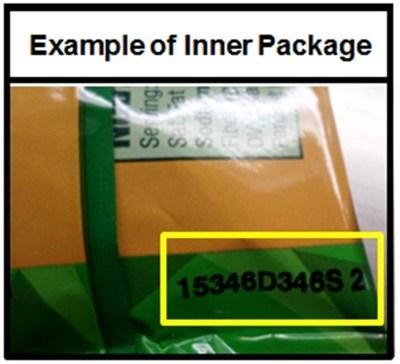 Emerald 100 Calorie Packs Inner Package