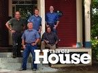 This Old House 35th Anniversary Season Premieres on PBS October 2nd, 2014 (PRNewsFoto/This Old House Productions)