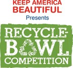 Keep America Beautiful Crowns Recycle-Bowl Champions