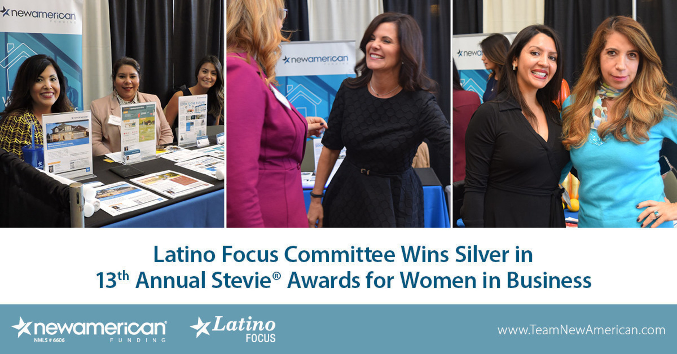 Latino Focus Committee Wins Silver in 13th Annual Stevie Awards for Women in Business.