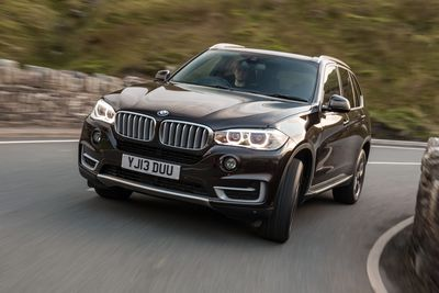 The BMW X5 continues to be very popular with customers.