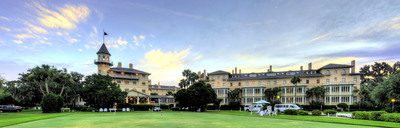 Jekyll Island Club Hotel- Preserving 125 years of history and celebrating 25 years of hospitality.  (PRNewsFoto/Jekyll Island Club Hotel)