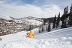 Ski down to the lodging, shops, restaurants, bars and galleries of Park City's Historic Main Street - then ride Town Lift directly from the bottom of Main Street back onto the mountain. Credit: Park City Mountain Resort/Dan Campbell Photography (PRNewsFoto/Park City)