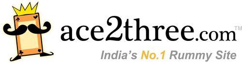 Ace2Three Rummy Logo