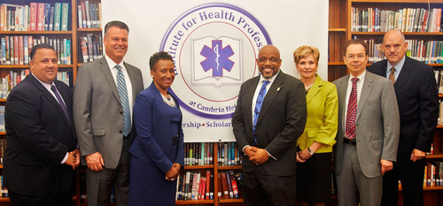 New career and technical education high school in Cambria Heights to prepare students for college and careers ...