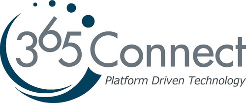 365 Connect is the industry leader in designing and delivering an array of online platforms that work in unison with each other to market, lease and retain residents in multifamily communities.  (PRNewsFoto/365 Connect, LLC)