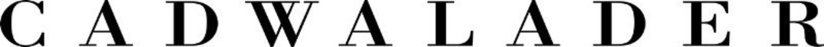 Cadwalader, Wickersham & Taft Logo (PRNewsFoto/Cadwalader, Wickersham & Taft L)