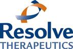 Resolve Therapeutics Logo. (PRNewsFoto/Resolve Therapeutics, LLC) (PRNewsFoto/RESOLVE THERAPEUTICS, LLC)