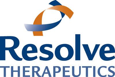 Resolve Therapeutics Logo.  (PRNewsFoto/Resolve Therapeutics, LLC)