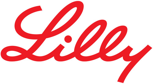 Eli Lilly and Company logo.  (PRNewsFoto/Kowa Pharmaceuticals America, Inc. and Eli Lilly and Company)
