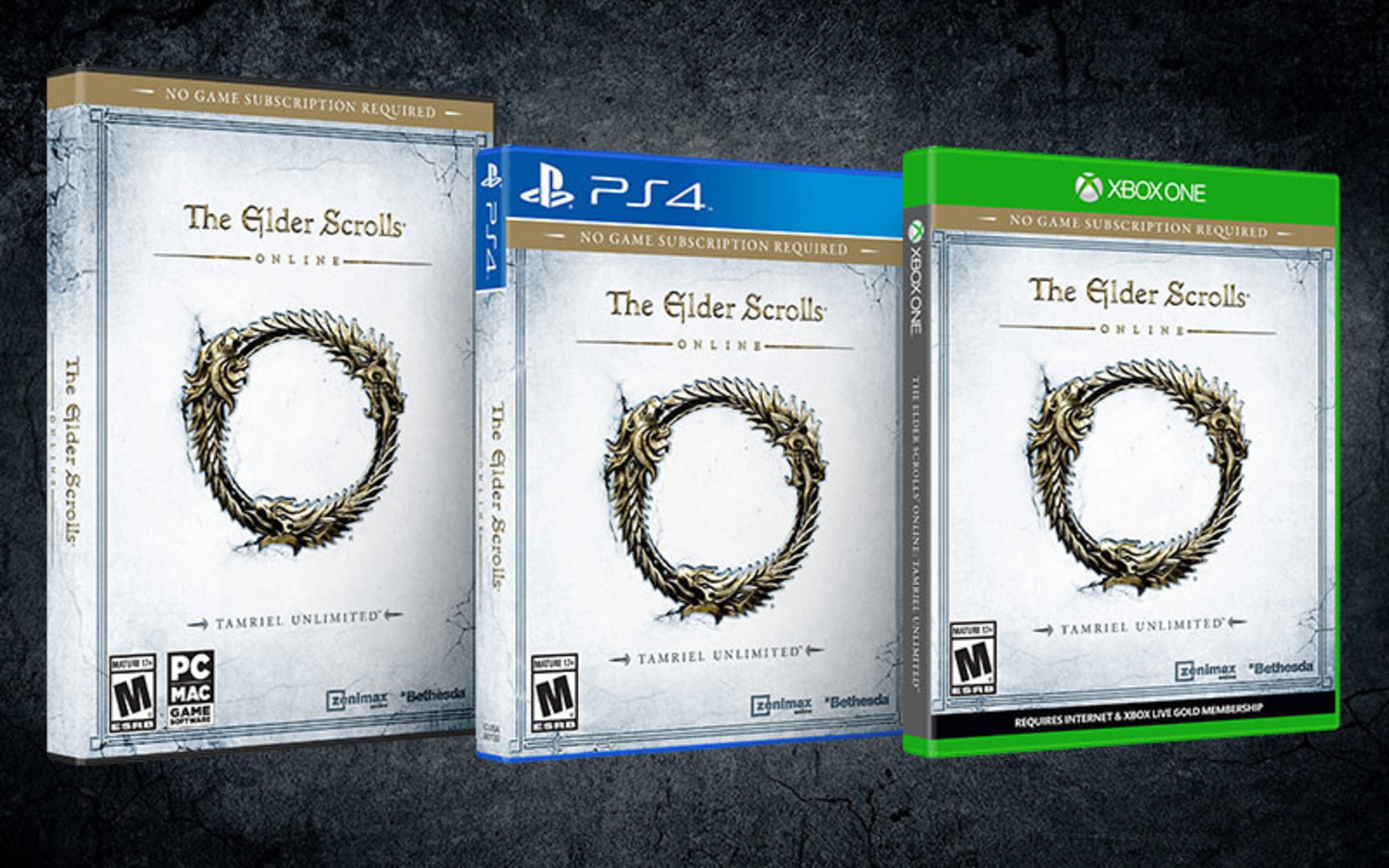 Bethesda Softworks Announces The Elder Scrolls Online®: Tamriel