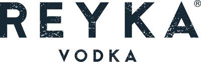 Reyka Vodka Logo.  (PRNewsFoto/William Grant & Sons)