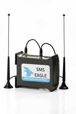 SMSEagle NXS-9750-3G (dual modem) hardware SMS gateway