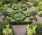 The Edible Garden at The New York Botanical Garden.  (PRNewsFoto/The New York Botanical Garden)