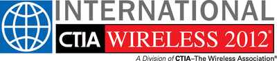 International CTIA WIRELESS 2012 Logo.  (PRNewsFoto/International CTIA WIRELESS(R) 2012)