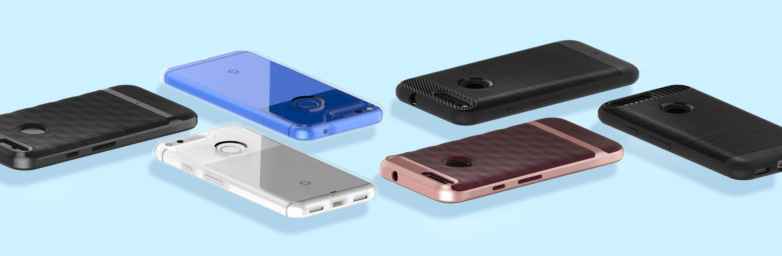 3032456cb Caseology Introduces Stylish Cases for Google Pixel and Pixel XL