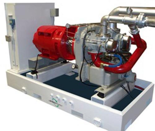 Langson Gas Letdown Generator.  (PRNewsFoto/Helix Power Generators, Inc.)