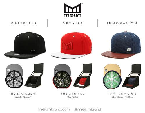 da9fea0ba15 MELIN - Creators Of The World s Finest Headwear