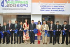 Water Philippines 2015 opens  with a grand ceremony at SMX Convention Center