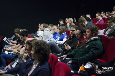 Audience at Wolves Summit (PRNewsFoto/Wolves Summit)
