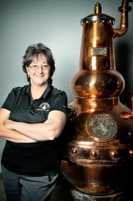 Pamela Heilmann.  (PRNewsFoto/Michter's Distillery, LLC)