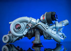 BorgWarner's regulated two-stage (R2S(R)) turbocharging technology boosts the new powerful 2.0-liter diesel engine and improves performance and fuel economy of Ford's first engine for passenger cars equipped with a two-stage turbocharging system.
