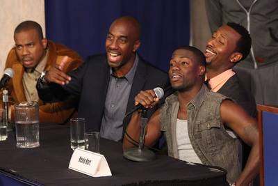 """Real Husbands of Hollywood,"" Brand New Series Debuts Tuesday, January 15, 2013 @ 10 P.M. EST/PST on BET Networks.  (PRNewsFoto/BET Networks)"