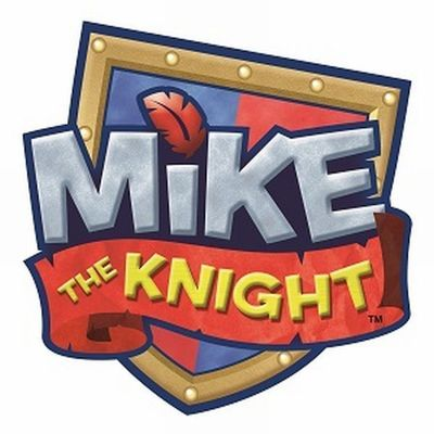 Mike The Knight Logo (PRNewsFoto/Lapsett)