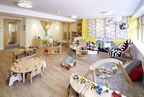 New State of the Bright Horizons Art Nursery Opens in Clapham
