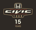Tune In: Honda Will Heat up New York with Debut of 2016 Honda Civic Tour Artists Live on YouTube on March 22