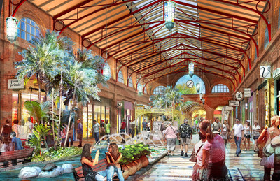Disney Springs will provide even more opportunities for guests to relax and enjoy themselves. When completed in 2016, Disney Springs will double the shopping, dining and entertainment experiences, with an eclectic and contemporary mix from Disney and other noteworthy brands. Drawing inspiration from Florida's waterfront towns and natural beauty, Disney Springs will include four interconnected neighborhoods: The Landing, Marketplace, West Side and Town Center (opening in 2016). (Disney)