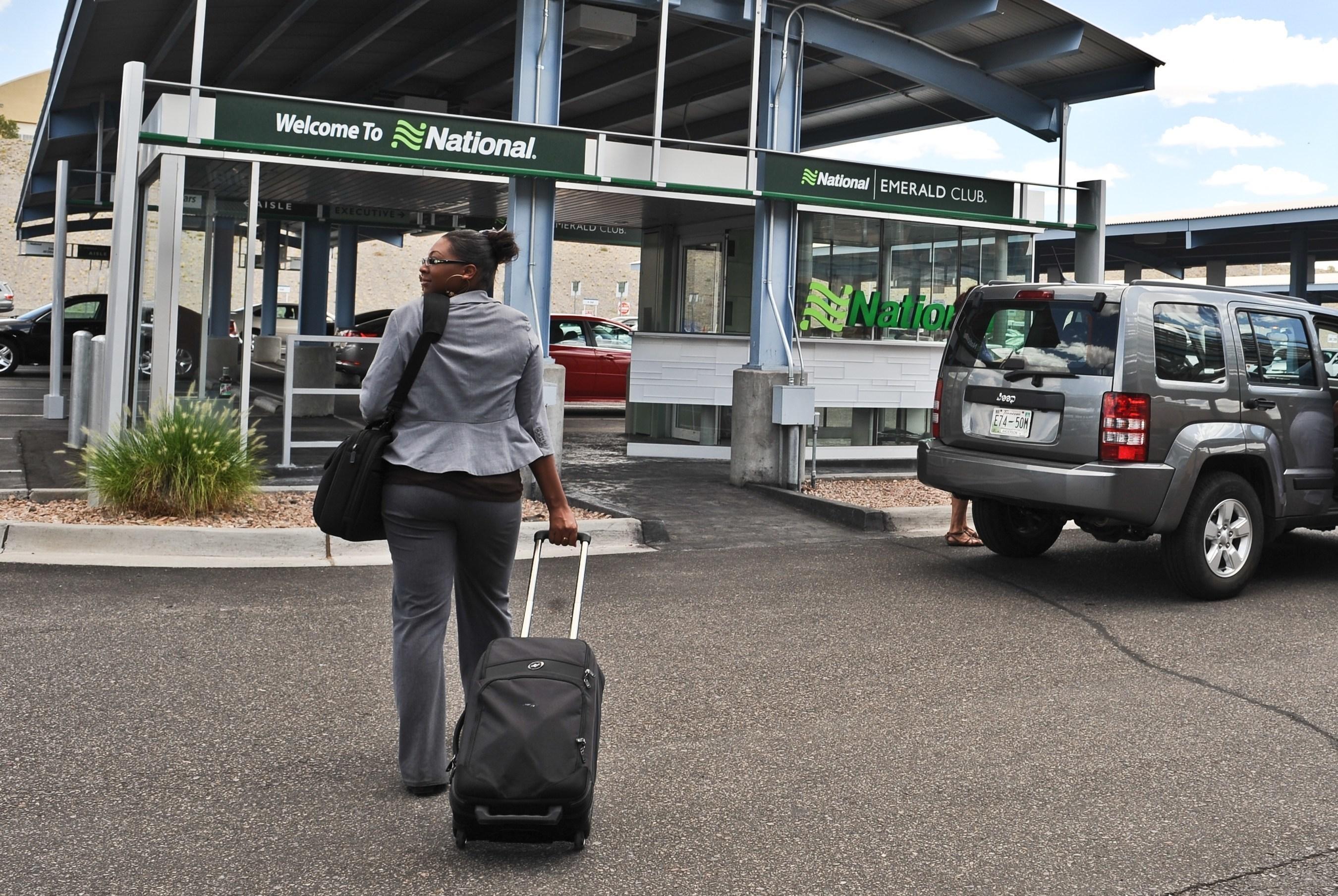 Travel Leisure Magazine Names National Car Rental Enterprise Rent