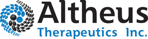 Altheus Therapeutics completes enrollment in ZA201 Phase 2 trial for ulcerative colitis.  (PRNewsFoto/Altheus ...