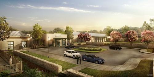 $35-million Expansion/Renovation Under Way at Hyatt Regency Hill Country Resort and Spa