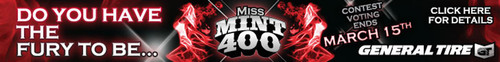 General Tire Kicks Off the Highly Anticipated Miss Mint 400 Competition
