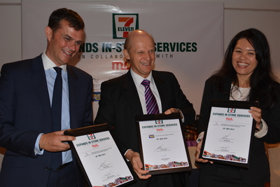 7-Eleven Malaysia Reaches Agreement with InComm Through Relationship with MOL