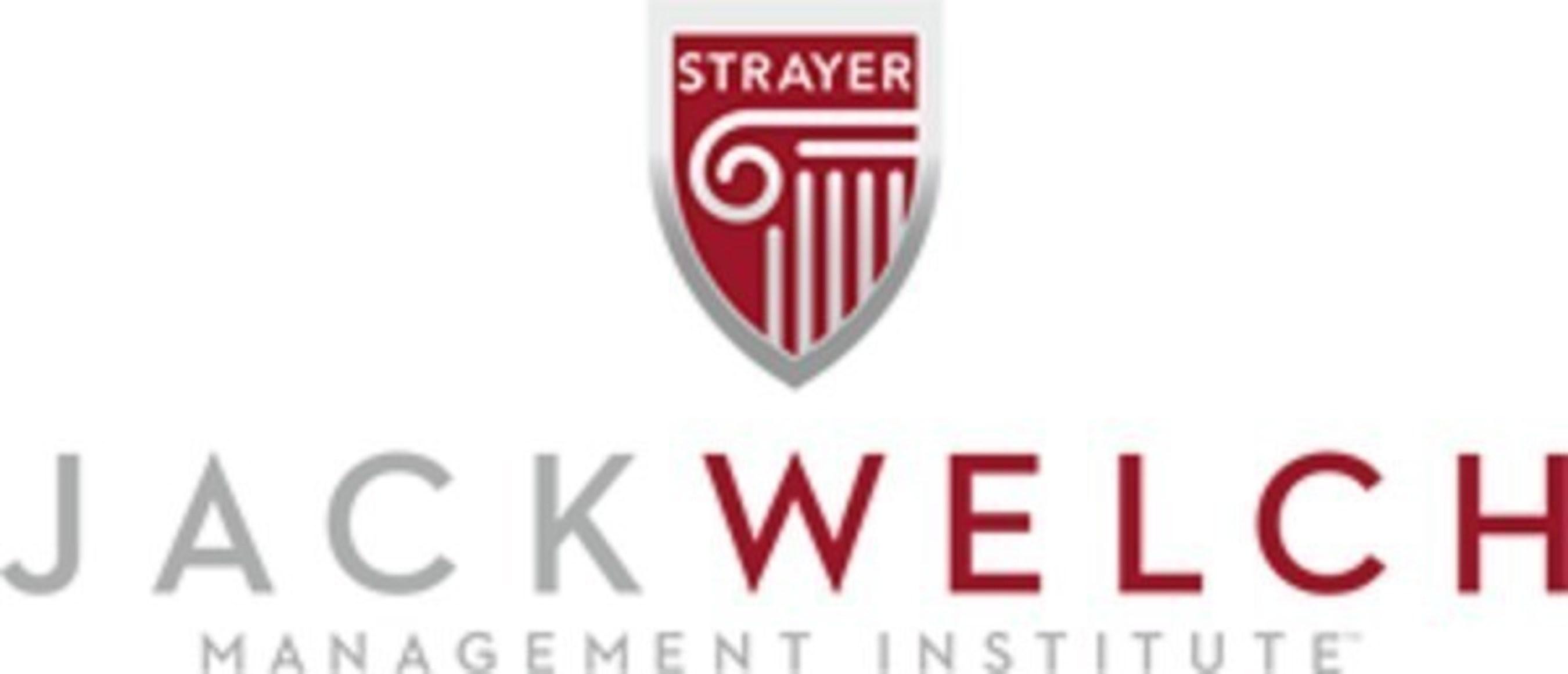 Jack Welch Management Institute Logo