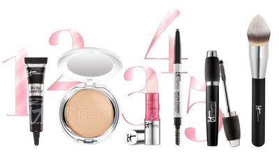 IT Cosmetics IT's Your Top 5 Superstars! Experience the game-changing products that have become truly life-changing in the hands of real women like you!