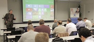 NetCom Learning - What's New in Microsoft Technologies. (PRNewsFoto/NetCom Learning) (PRNewsFoto/NETCOM LEARNING)