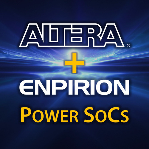 Altera Acquires Enpirion.  (PRNewsFoto/Altera Corporation)