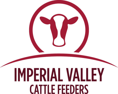 Imperial Valley Cattle Feeders Logo. (PRNewsFoto/Imperial Valley Cattle Feeders Group)