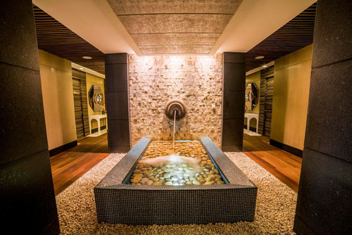 Spatium, Mexico's Top New Luxury Spa Opening at Grand Luxxe Resort in Nuevo Vallarta.  (PRNewsFoto/Grupo ...