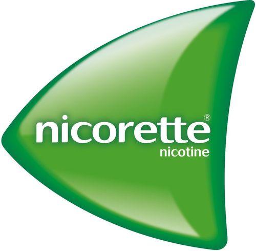 Nicorette logo (PRNewsFoto/Nicorette)