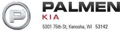 Palmen Kia stocks new and used cars in Kenosha, WI.  (PRNewsFoto/Palmen Kia)