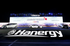 Hanergy launches full solar power vehicles at a grand ceremony in Beijing on July 2.
