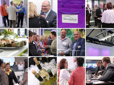 Magenium Solutions celebrated the grand opening of our new Office of the Future!