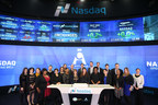 The ADVERTISING Club of New York Rings The Bell For Diversity At NASDAQ Stock Market Opening