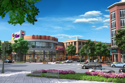 The Bozzuto Group Commences Construction on Cathedral Commons