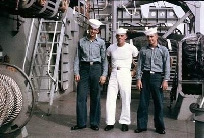 Navy Veterans/Maritime Workers